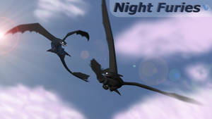 Night Furies - Tag your it.