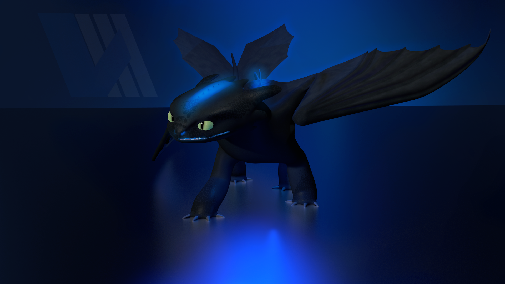 Night Fury - Alpha