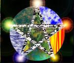wicca star