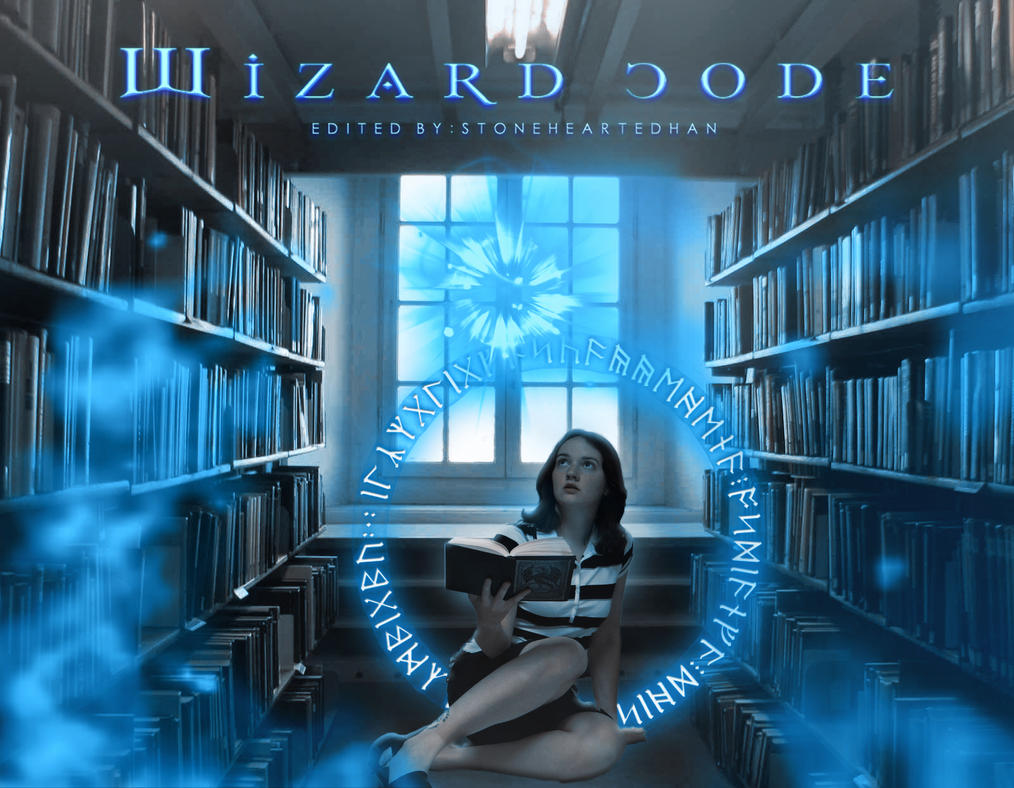 Wizard Code by StoneHeartedHan