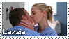 Lexzie stamp by Carribe24