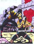 Wolverine vs Bane