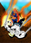 Supergirl vs. Tombstone redux