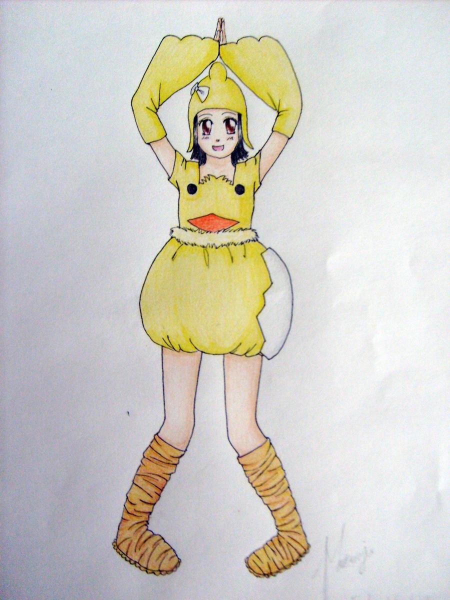 Ikuta Erina by Meekee-chan-desu