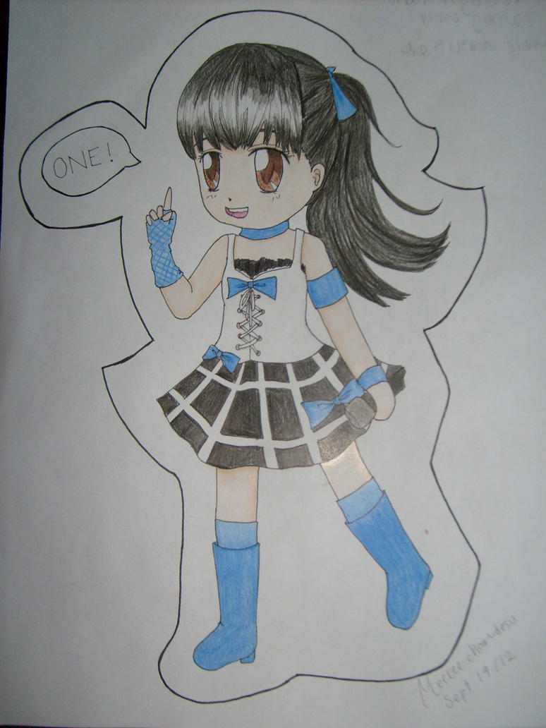 Ishida Ayumi by Meekee-chan-desu