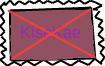 Anti kisekae stamp. by Foxgroove