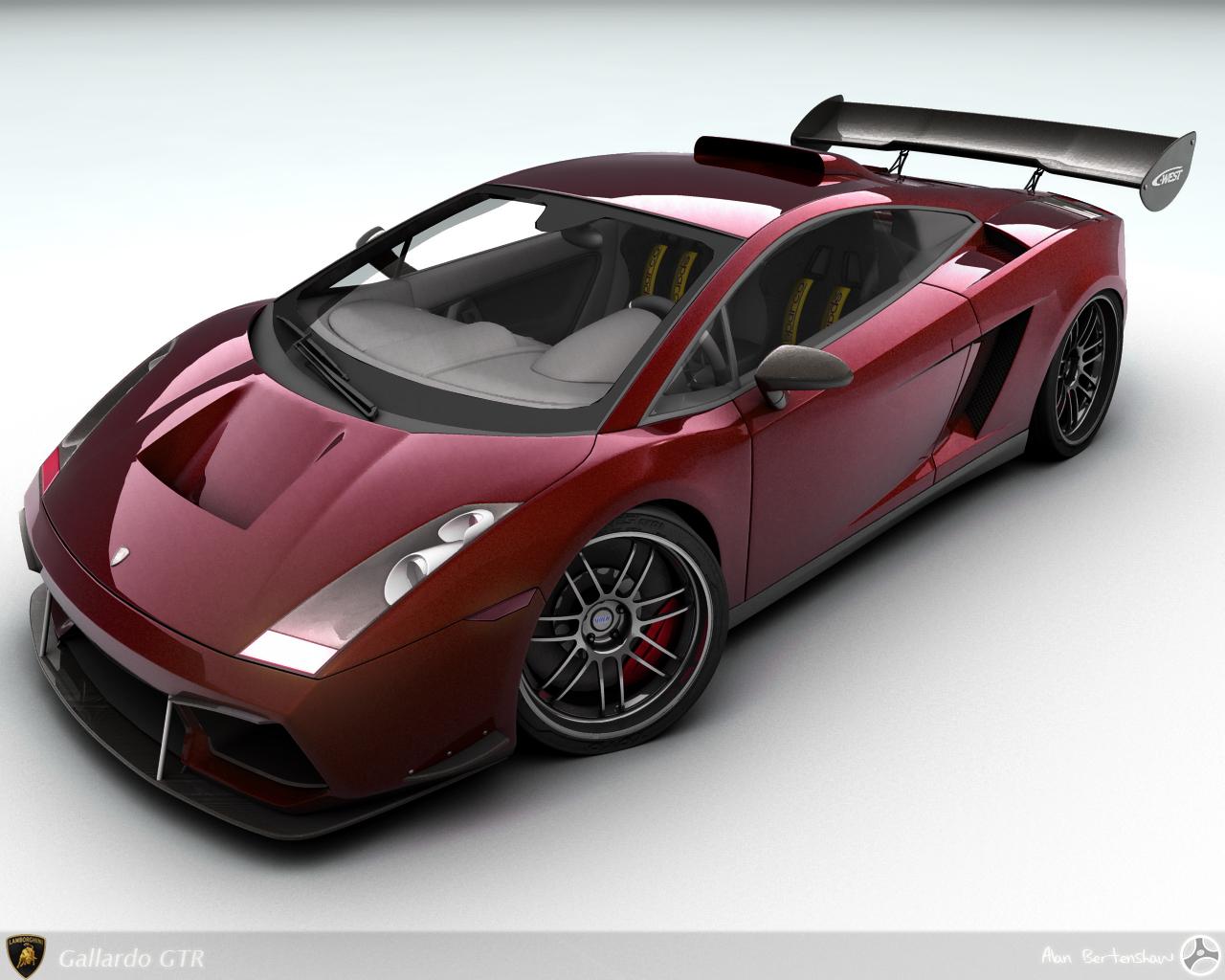 Lamborghini Gallardo Gtr By Afroafroguy On Deviantart