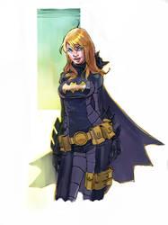 Wondercon 2011 Batgirl