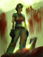 zombie killer by punchyninja