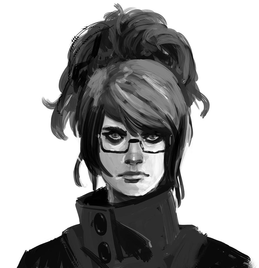 Glasses by punchyninja
