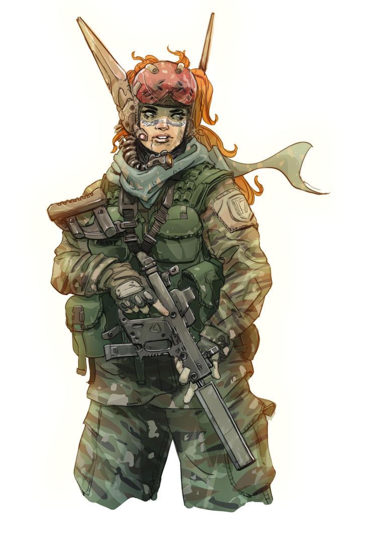 Agent by punchyninja