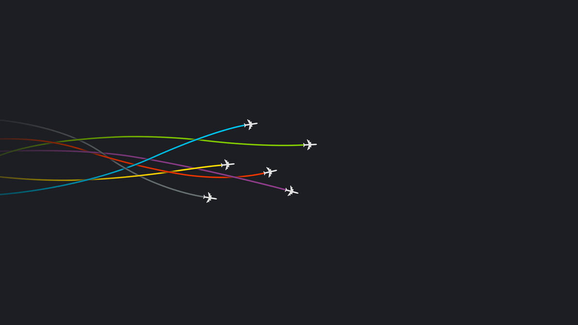 Plane Minimalism by ryan99317