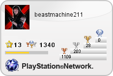 My Current PSN Portable Card by ryan99317