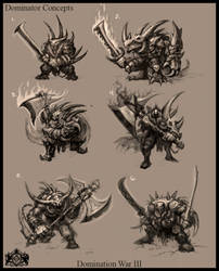 Dominator Concepts by VegasMike