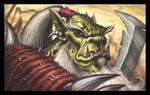 Orc Wars Art