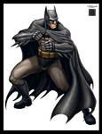 GamePro Cover: Batman