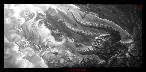 God Versus Devil
