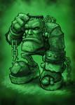 Frankenstein Colored
