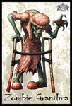Zombie Grandma
