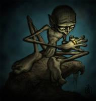 Gollum by VegasMike