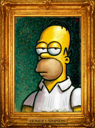 Homer Portrait