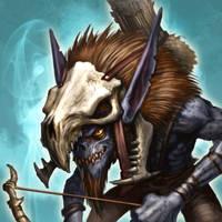 Ice Goblin Archer by VegasMike