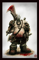Executioner Colored by VegasMike