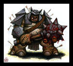 Armored Attack Troll