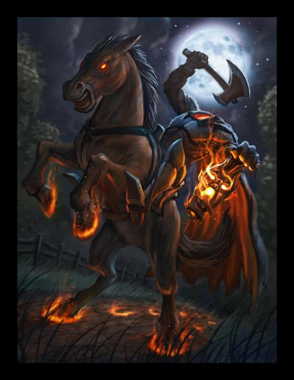 Headless horseman by vegasmike on deviantart - Pictures of the headless horseman ...