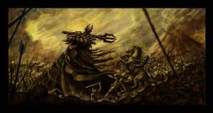 Sauron Scene