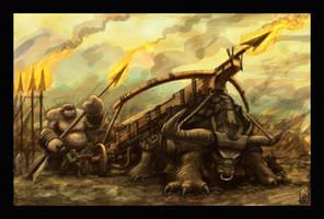 War Beast by VegasMike