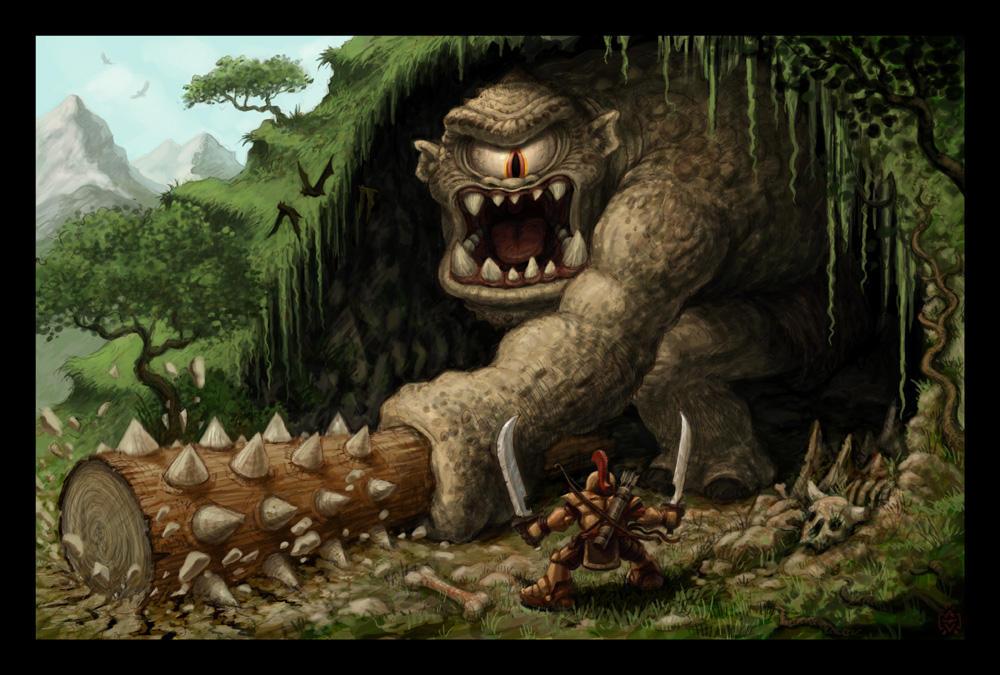 Bestias del inframundo - 3 10