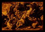 Werewolf Hunt- Rubens Study