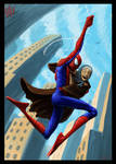 Spidey Saves a Crazy Old Lady