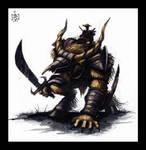 Mounted War Beast