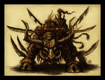 War Beast Colored