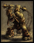 Battle Troll Colored
