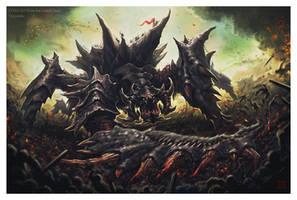 Front-Line Assault Beast: Legion Breaker by VegasMike