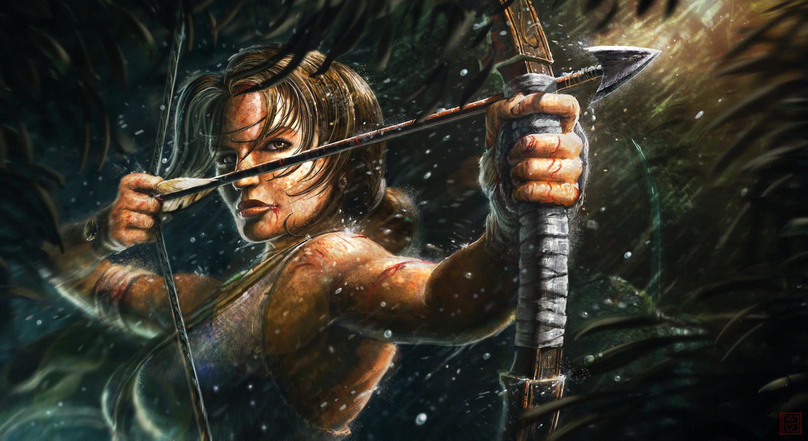 Tomb Raider Reborn Entry by VegasMike