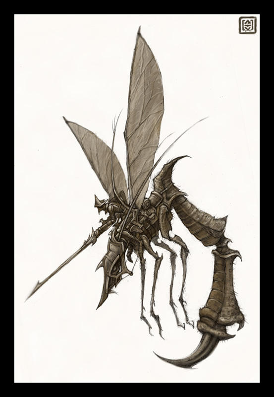 Aburame Insect_Joust__by_VegasMike