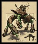 Batlog Battlemount Creature