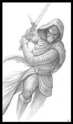 Kylo Ren Sketch