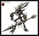 ChronoAlien's Spiky Fella