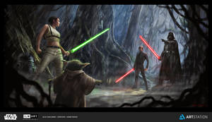 Star Wars Moment 1 by VegasMike