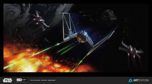W-Wing Tie Fighter