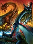 Shalkith-Dragon Art 2