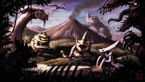 DSG: Monster Island by VegasMike