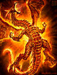 Rage of the Red Dragon