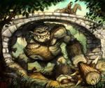 Ogre Under the Bridge