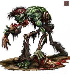 Zombie by VegasMike
